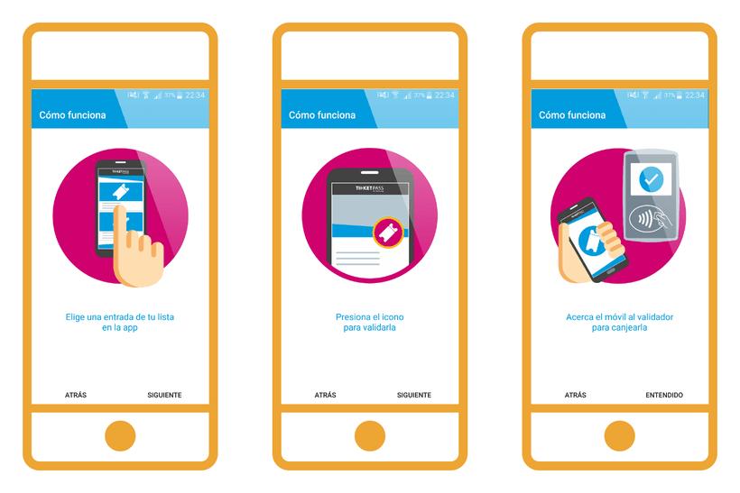 TicketPass for Samsung | NFC App 2