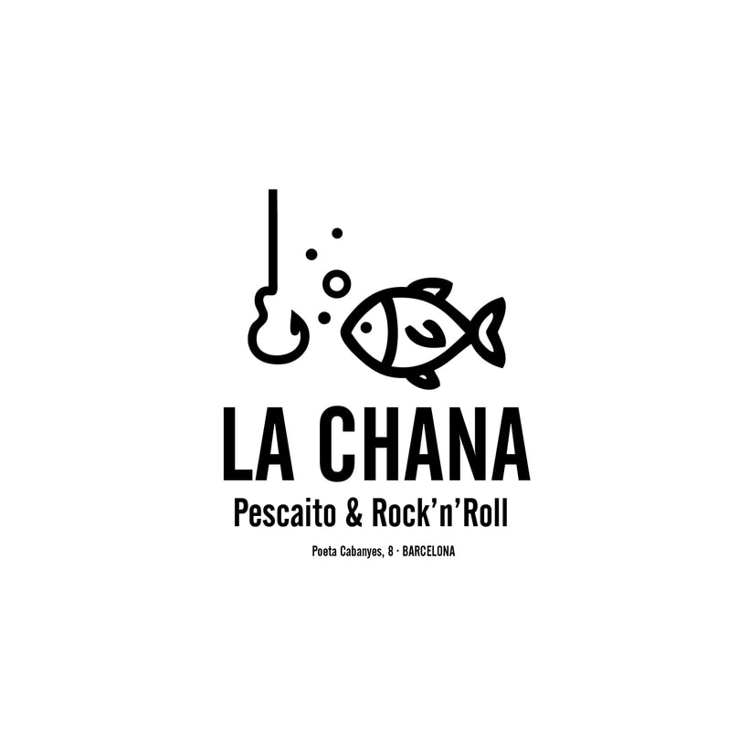 Logotipo LA CHANA (Poeta Cabanyes, 8 - Barcelona) 4