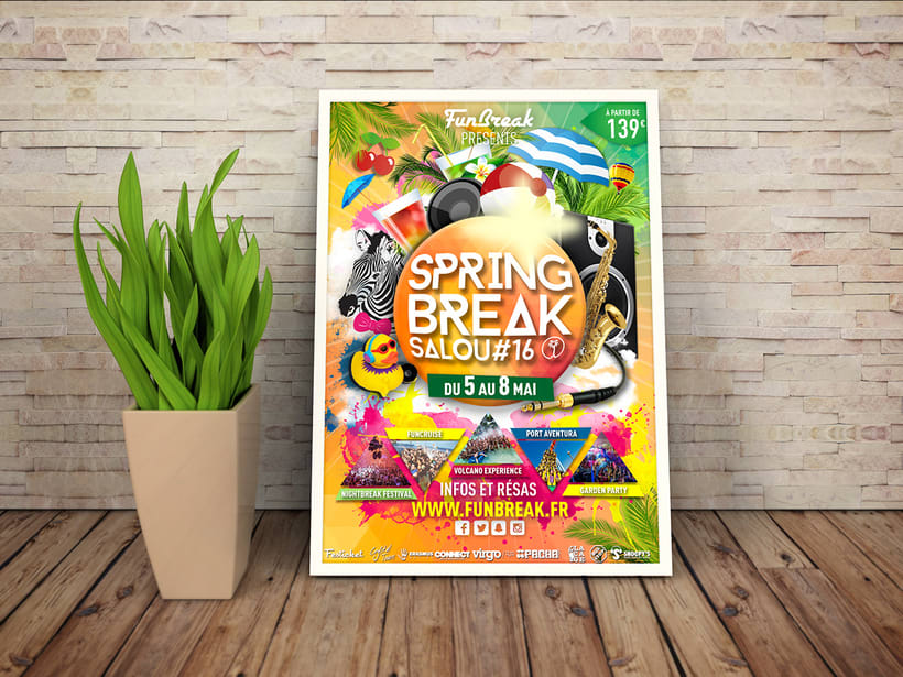 SpringBreak #16 -1