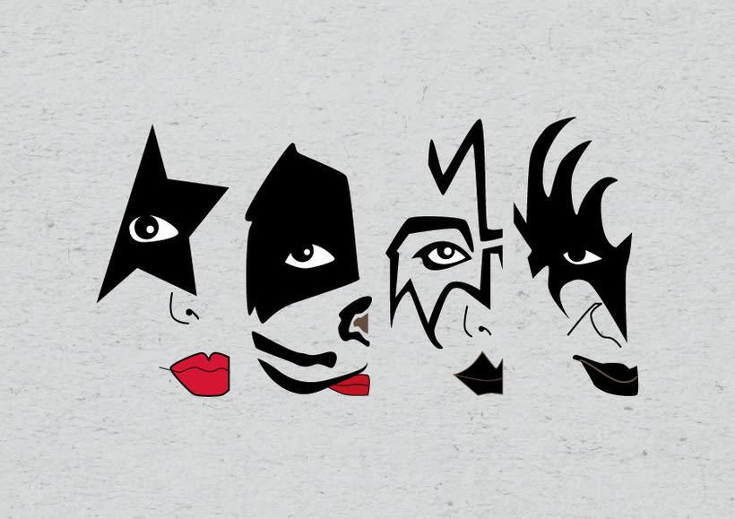 Kiss -  Ilustración -1
