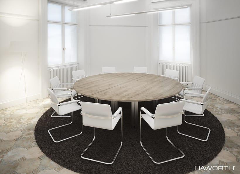 Oficinas para HAWORTH -1
