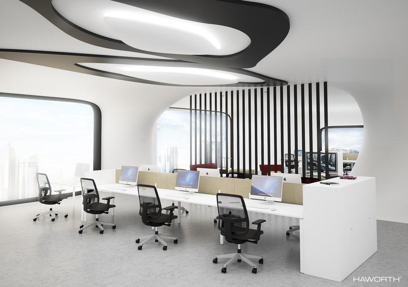 Oficinas para HAWORTH 5