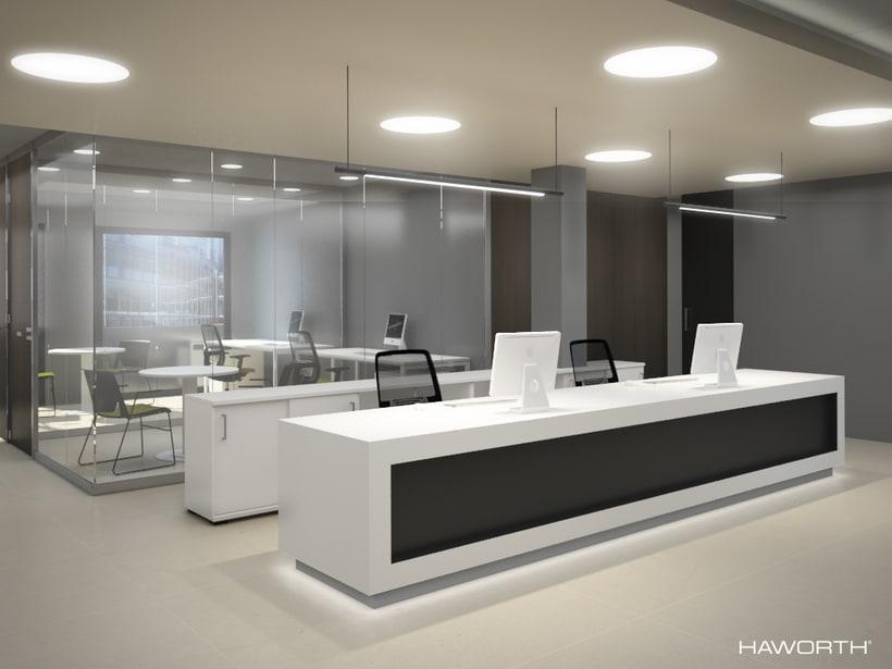 Oficinas para HAWORTH 10