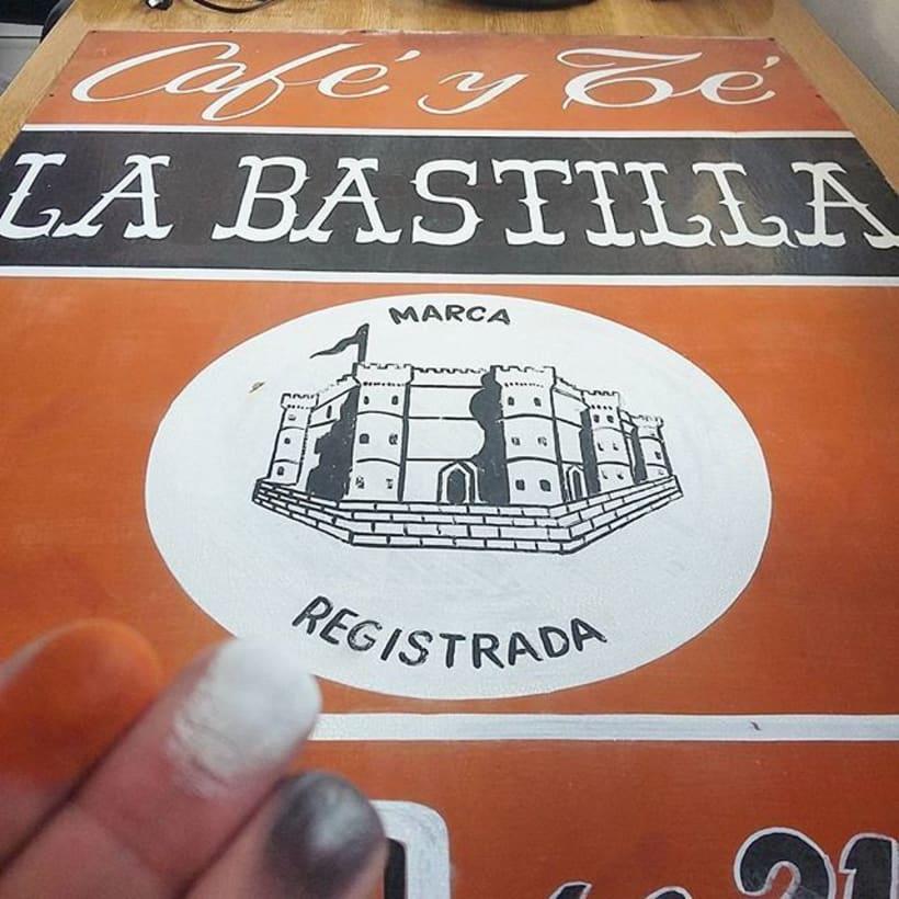 La Bastilla - Café y Té -1