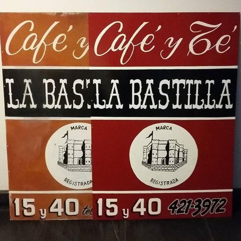 La Bastilla - Café y Té 0