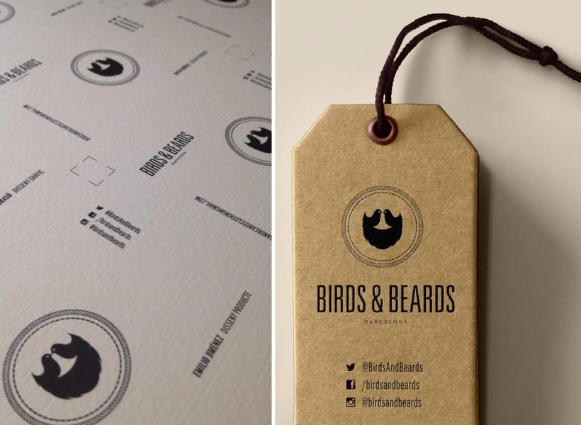 Birds & Beards 4