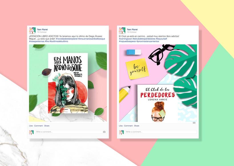 Teen Planet. Social Media. 4