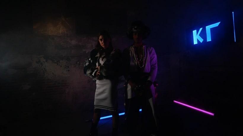 - GANGS - for Krizia Robustella // Black Street FW 16-17  -1