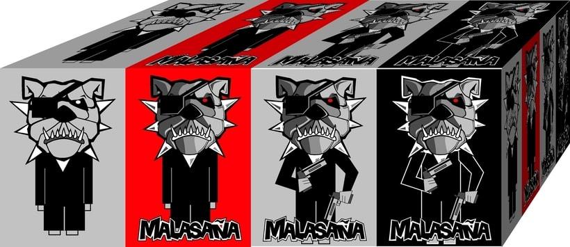 MALASAÑA. 15º ANIVERSARIO.  6