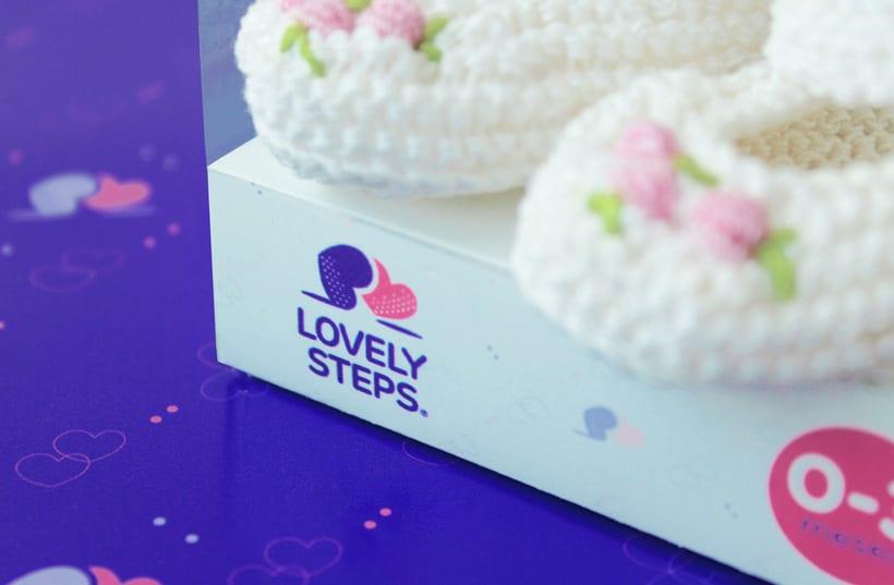 Diseño de Marca de zapatitos bordados para bebé 7