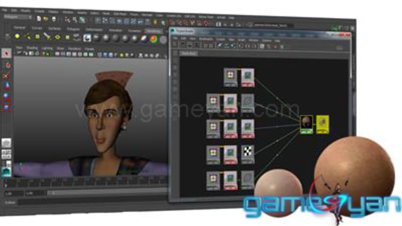 Charakter-Modellierung Sculpting Texturing 7