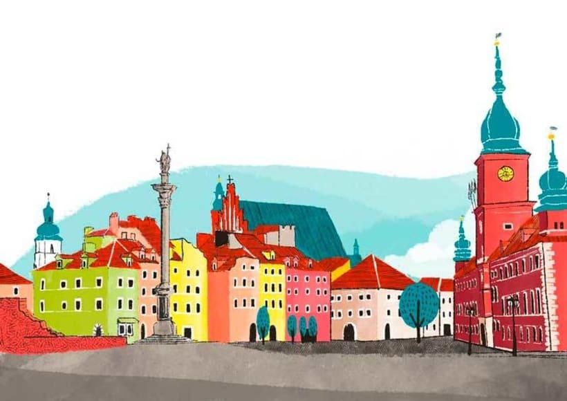 Warsaw by Let's Pierogi 10