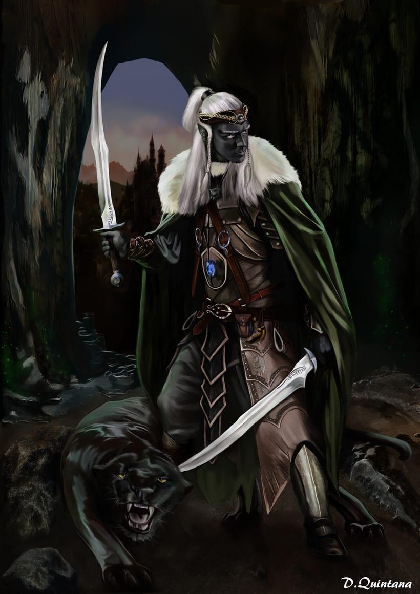 dark elf 0