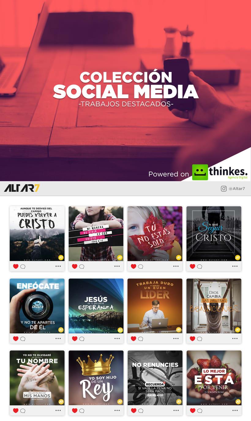 Social Media - Trabajos Destacados -1