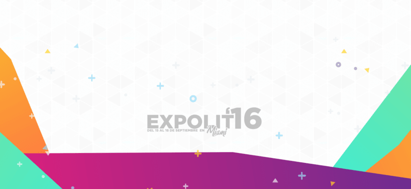 Expolit 2016 - Material Promocional 2