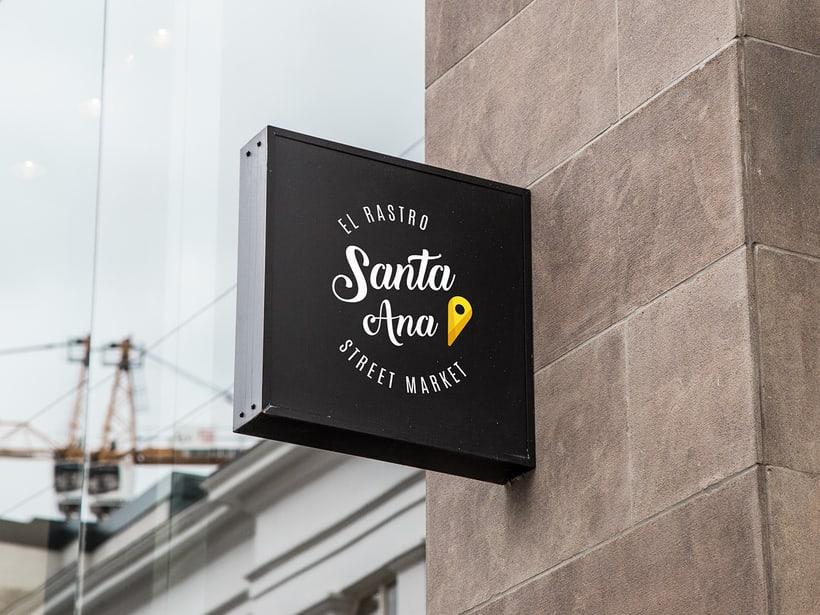 Branding Santa Ana Street Market 0