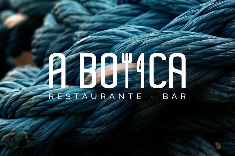 A BOTICA || branding 1