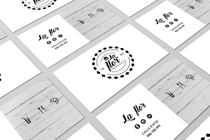 LA FLOR || branding 1