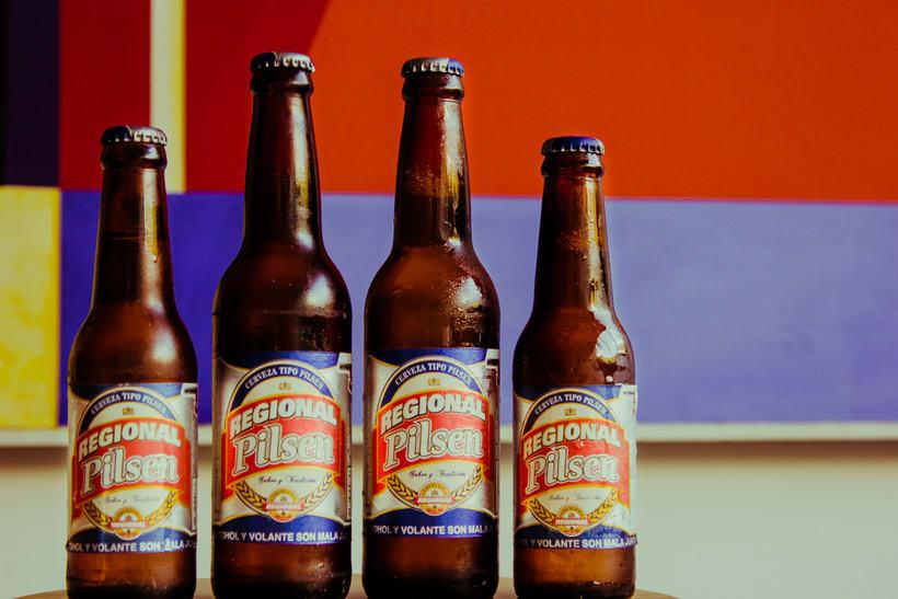 Cerveza Regional Pilsen 0