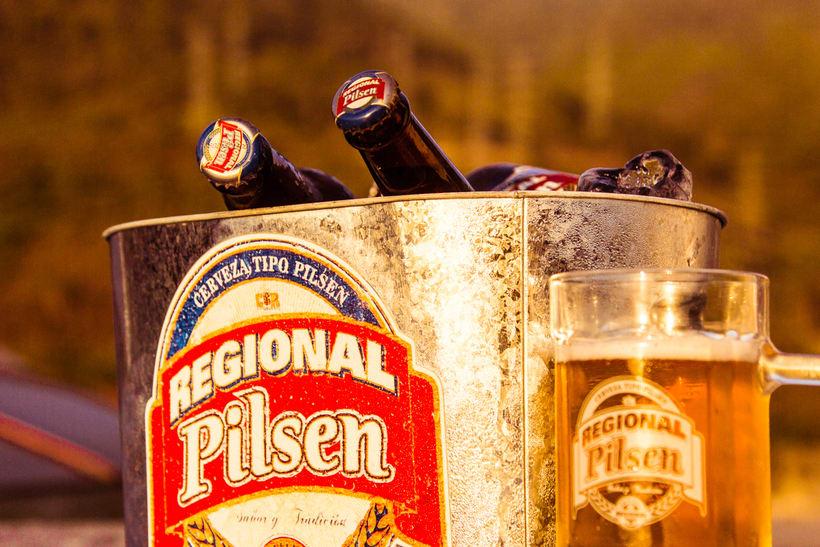 Cerveza Regional Pilsen 6