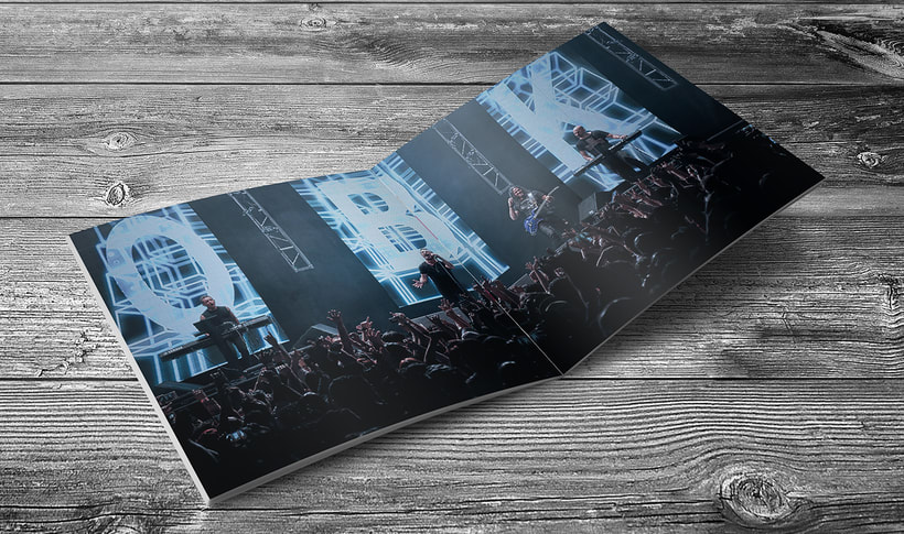 OBK Live in Mexico Digipack 2