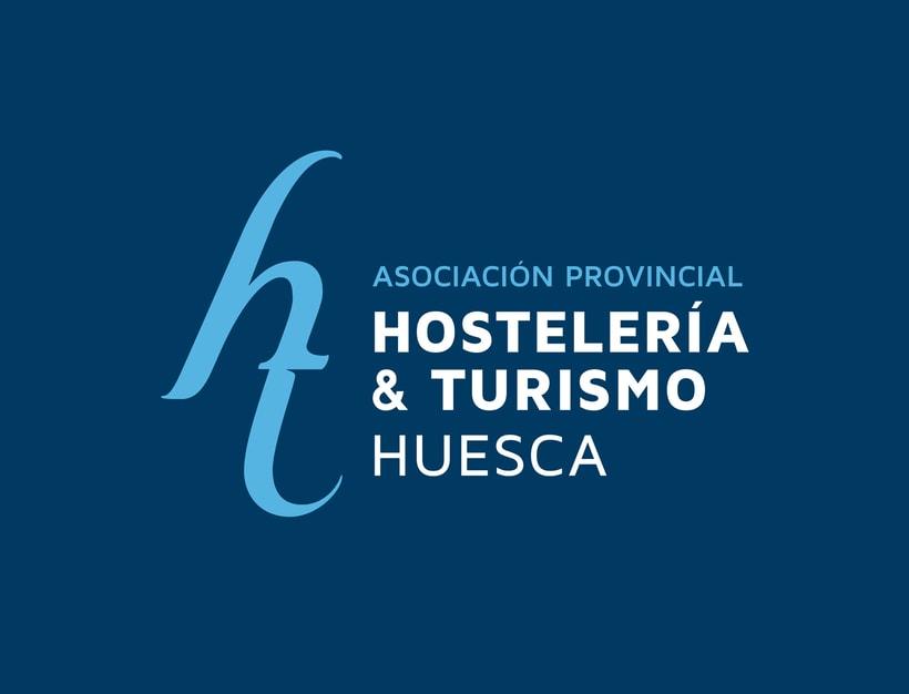 BRANDING ASOCIACIÓN PROVINCIAL HOSTELERÍA & TURISMO HUESCA 2