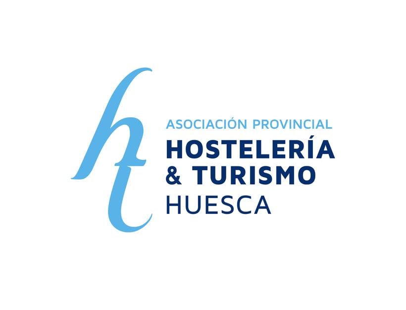 BRANDING ASOCIACIÓN PROVINCIAL HOSTELERÍA & TURISMO HUESCA 1