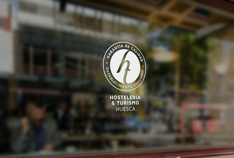 BRANDING ASOCIACIÓN PROVINCIAL HOSTELERÍA & TURISMO HUESCA 4