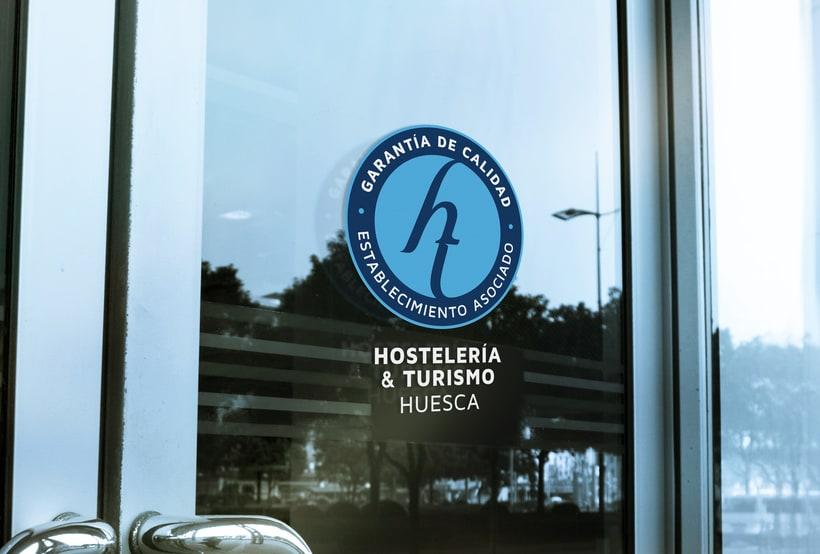 BRANDING ASOCIACIÓN PROVINCIAL HOSTELERÍA & TURISMO HUESCA 5