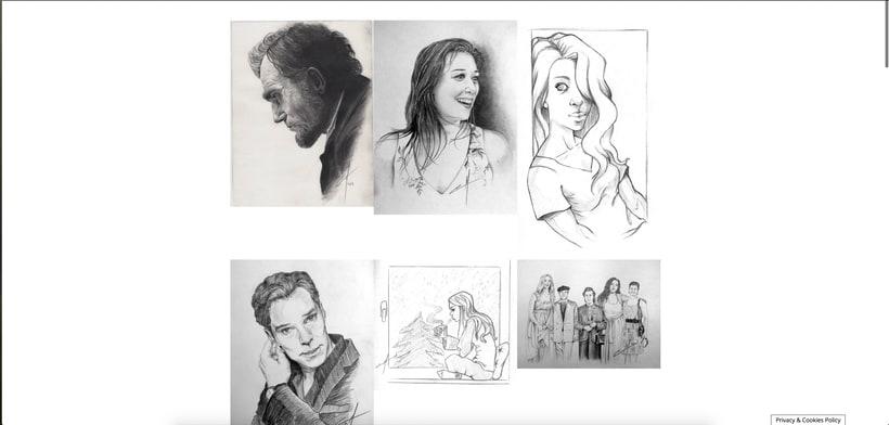 Mi Proyecto del curso: CrisMarVaz art -portfolio de artista- 3