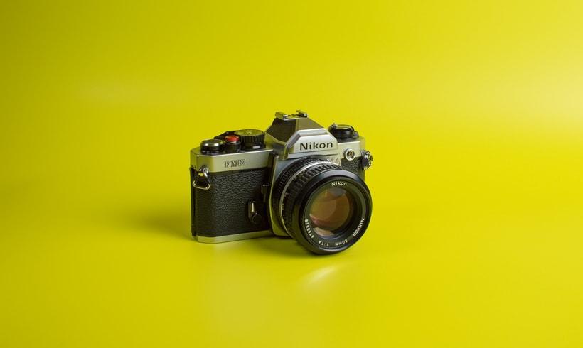 Nikon FM2 0