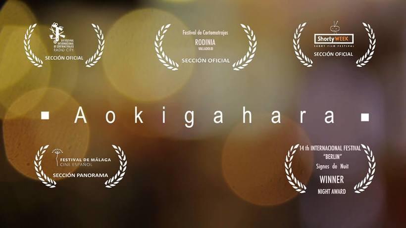 Aokigahara - Cortometraje 0