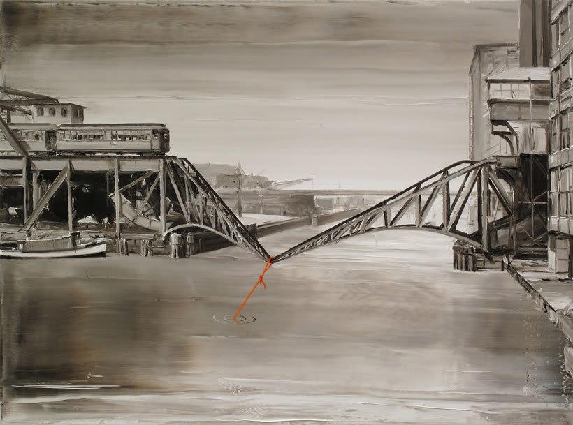 Las fotografías pintadas que son pinturas de Paco Pomet 8