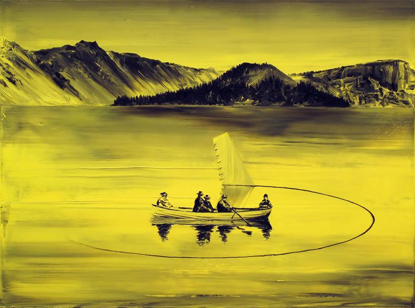 Las fotografías pintadas que son pinturas de Paco Pomet 17