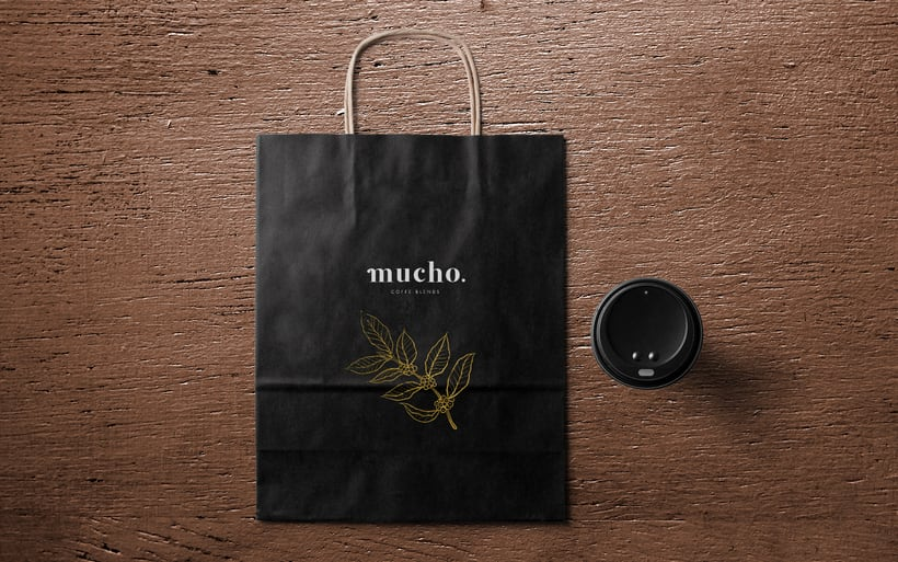 Mucho. Coffee Blends 9