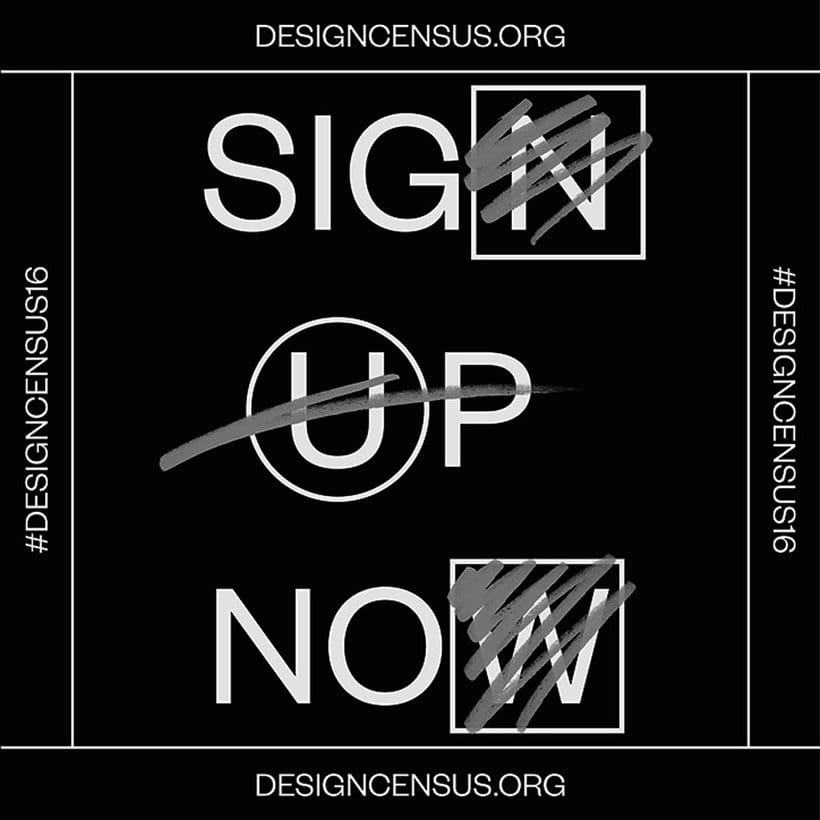 Design census, un estudio sobre el estado actual del diseño 5