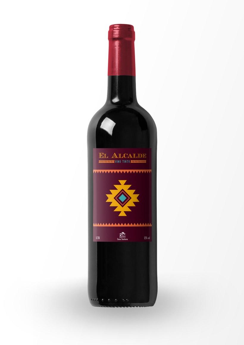Diseño etiquetas vinos y licores 1