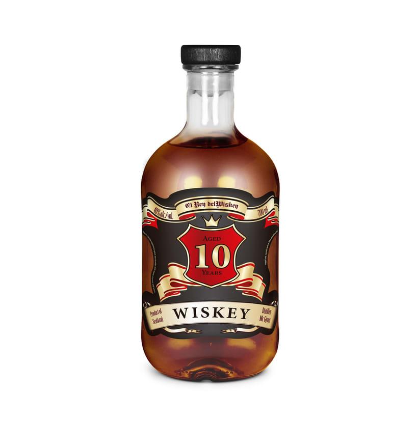 Diseño etiquetas vinos y licores 8