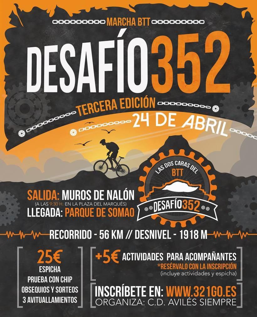 DESAFÍO 352 (TERCERA EDICIÓN) 3