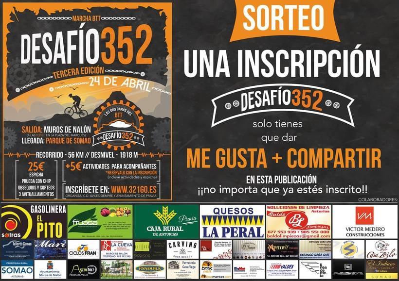 DESAFÍO 352 (TERCERA EDICIÓN) 5