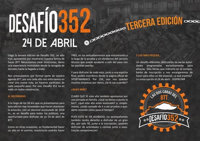 DESAFÍO 352 (TERCERA EDICIÓN) 7