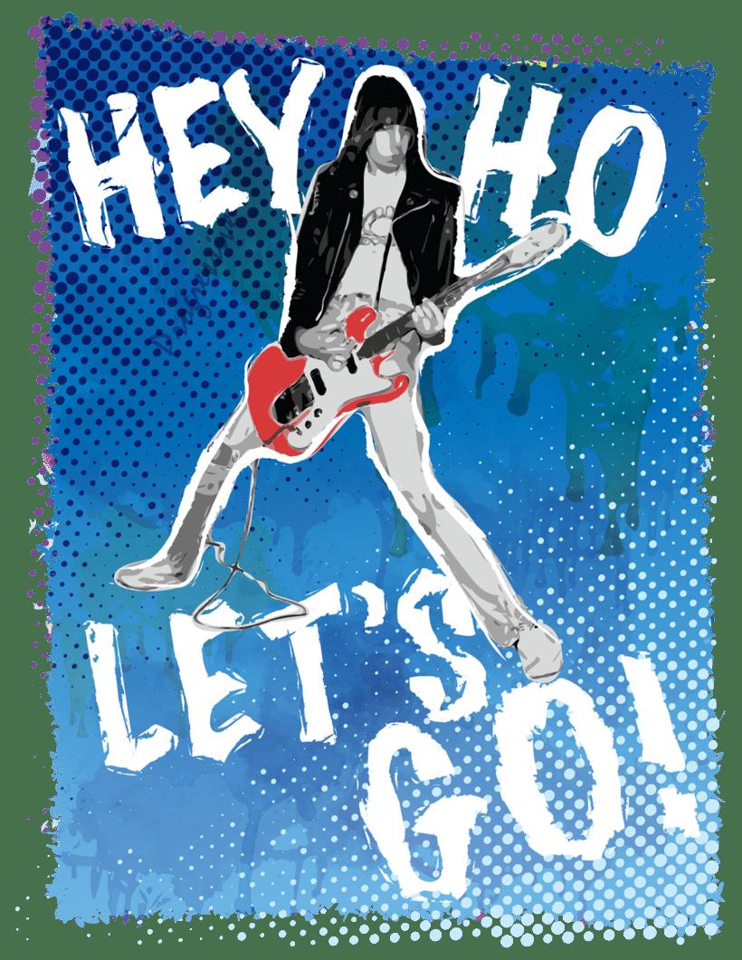 Johnny Ramone -1