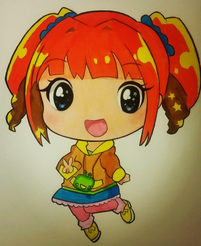 Manga niña -1