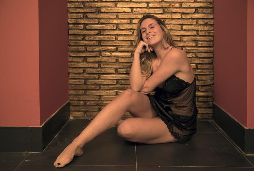 Reportaje Mujeres Reales para el programa 'Quiero ser' (Mediaset) 6