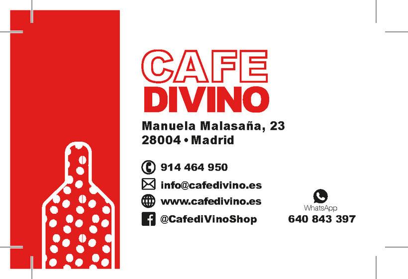 Cafe DiVino 2