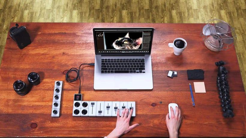 Diseñar, editar y retocar como un DJ 3