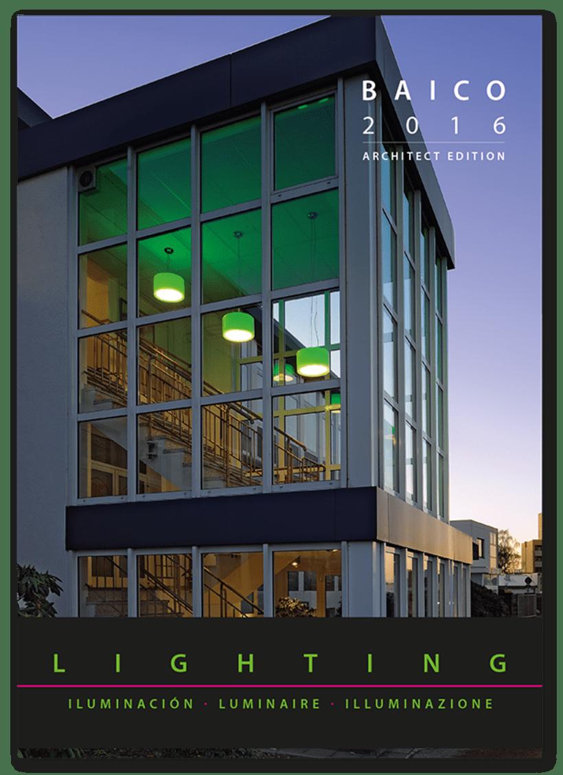 Catálogo corporativo · Baico, empresa iluminación 0