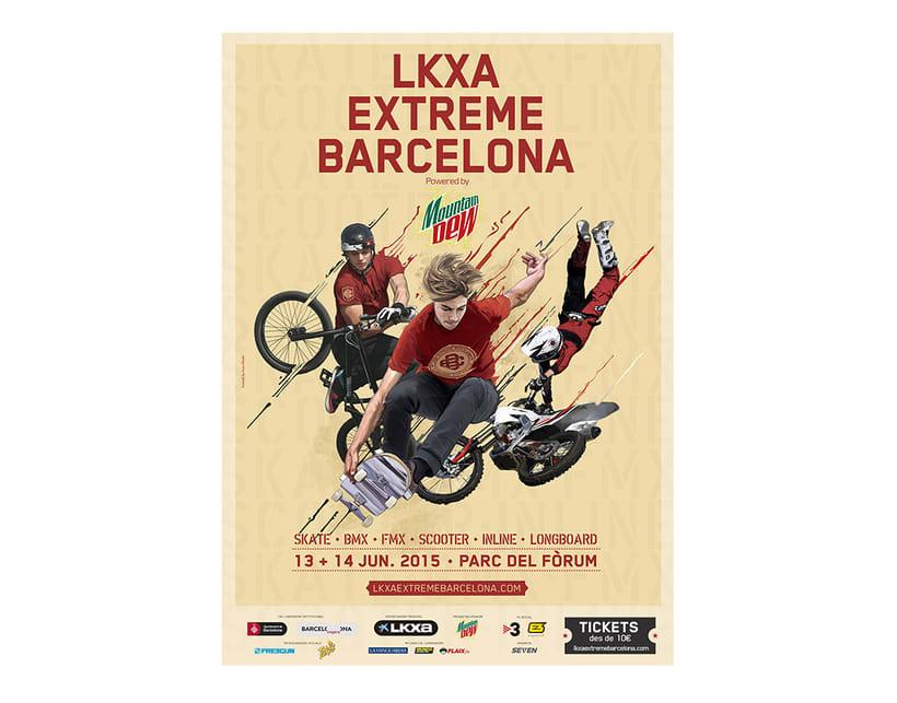 LKXA Extreme Barcelona  -1