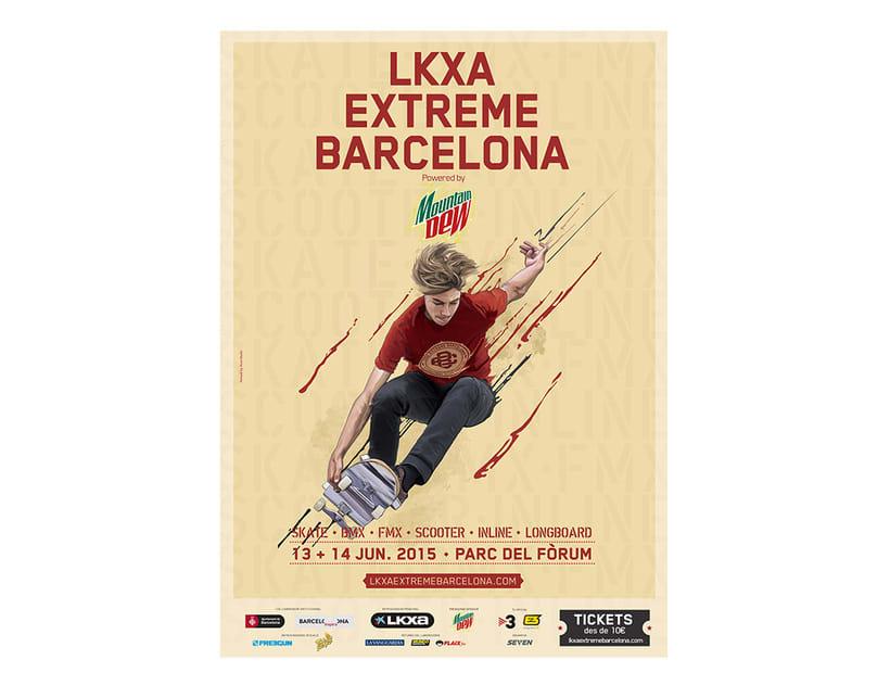 LKXA Extreme Barcelona  1