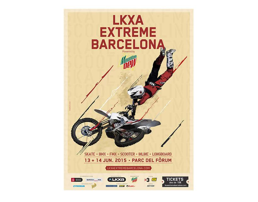 LKXA Extreme Barcelona  5